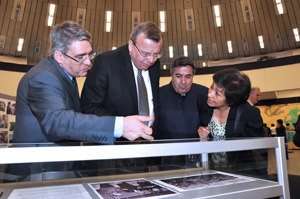 Exhibition Opens in Vienna to Mark the 50th Anniversary of the First Human Space Flight by Russian Cosmonaut Yuri Gagarin