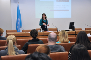 Information session on United Nations learning tools and services for teachers and school classes