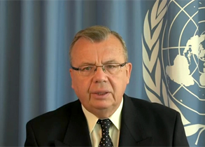 UNODC Fedotov-Video Message on Corruption