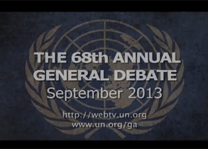 It's your General Assembly 2013