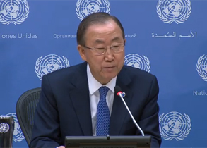Press Conference by the Secretary-General on the 68th session of the General Assembly
