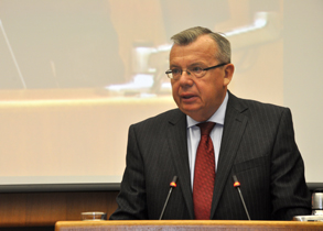 UNODC Chief - Yury Fedotov  at high-level launch of World Drug Report 2013
