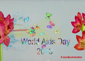 Zero Discrimination Campaign on World Aids Day