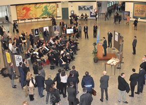 Holocaust Remembrance Day 2014 in Vienna