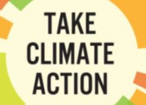 I'm for climate action - Are you?
