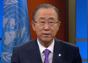 Message by Secretary General on the International Day of Peace 2014