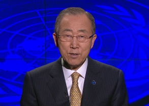 Secretary-General's Message on UN Day 2014