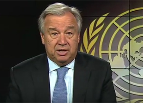 United Nations Secretary-General António Guterres: Message on United Nations Day