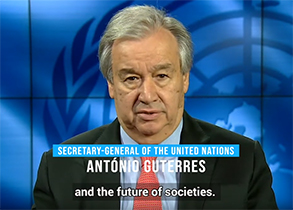 The Secretary-General: Video Statement to Launch Policy Brief on Education and COVID-19