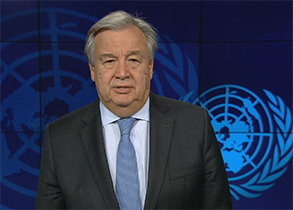 The Secretary-General - Message on Human Rights Day